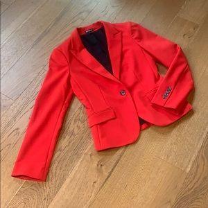 Express Red Blazer - Size 4